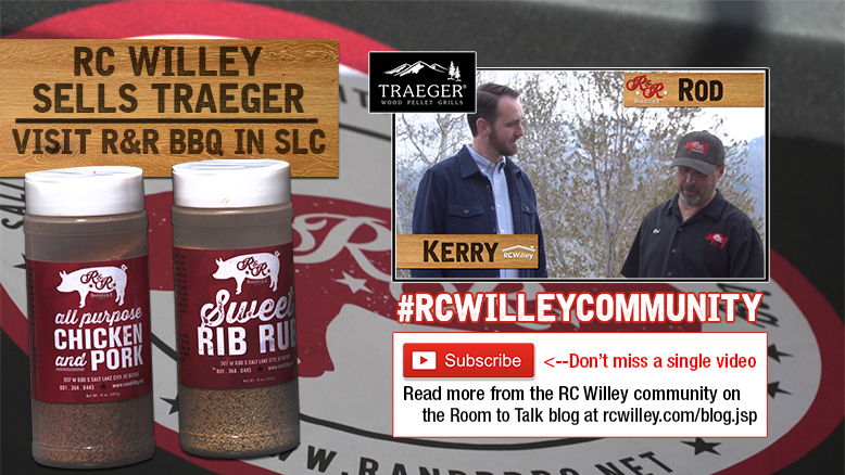 How to Smoke Ribs on a Traeger Grill : RC Willey Blog