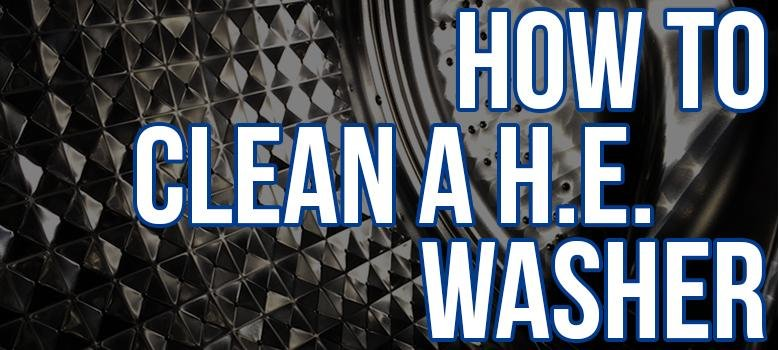 How To Clean A Washing Machine Rc Willey Blog