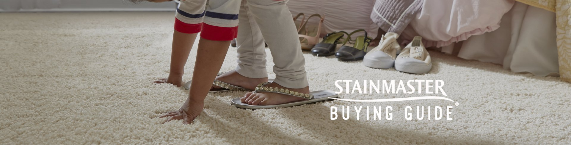 Stainmaster carpet buying guide room to talk rc willey for Carpet buying guide