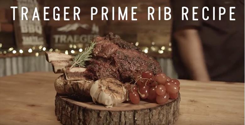 Traeger Prime Rib Recipe Video Rc Willey Blog