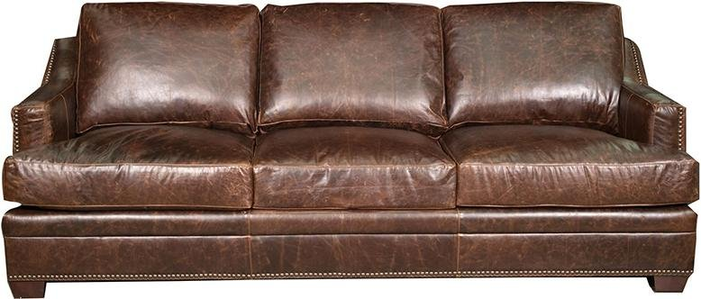 Rustic Leather Furniture ~ Rustic living room ideas rc willey