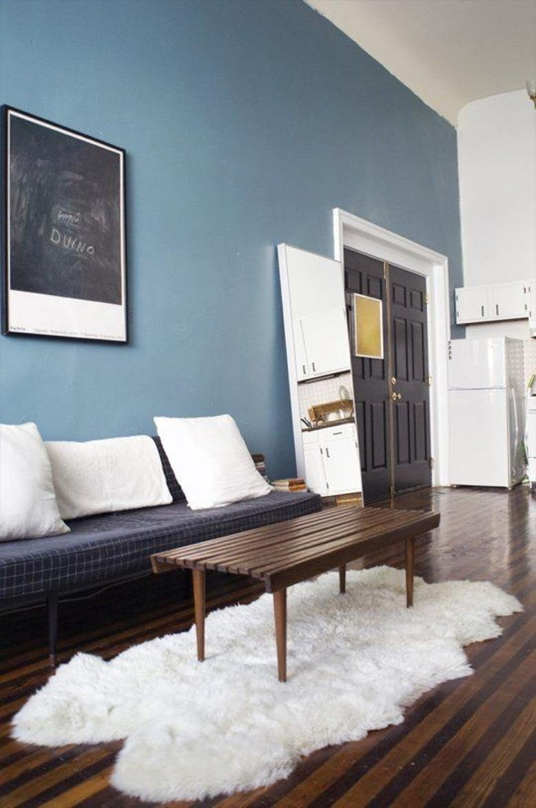 Living room paint ideas rc willey blog for Blue paint for living room