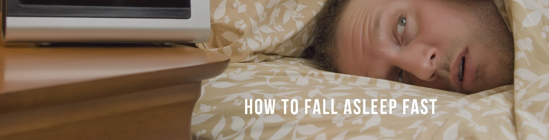 how to get fall asleep fast