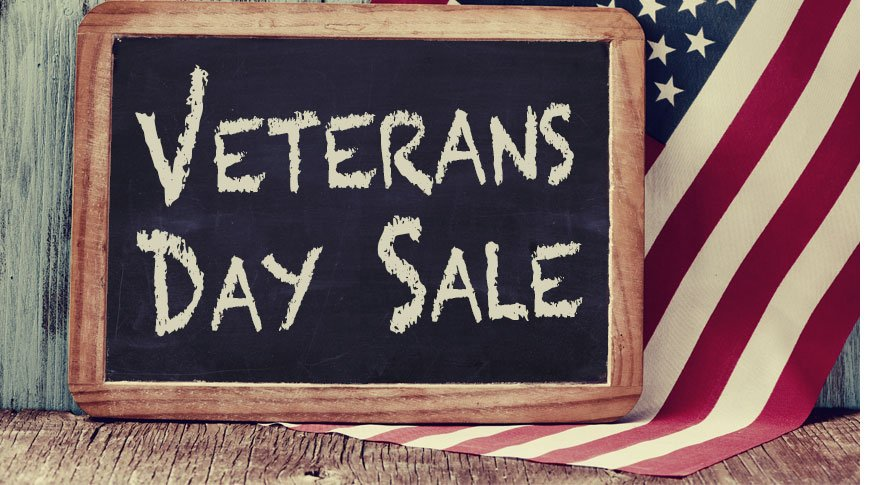 On Veterans Day, which takes place on Nov. 11, Americans honor those who have served in the military. To show a little extra appreciation, restaurants and businesses offer special discounts, free.