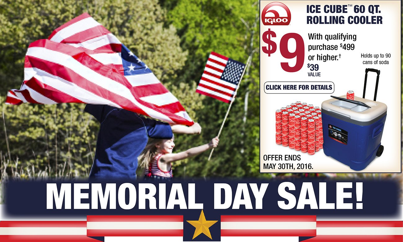Beat the crowds this Memorial Day by shopping here at PhoneDog! We have the best deals and specials on cell phones, smartphones, accessories, tablets, and more.
