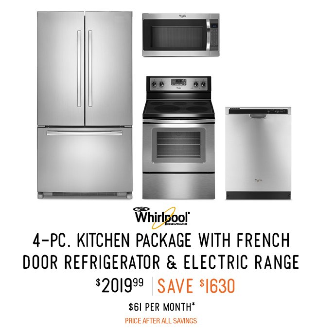 Crazy Low Prices on Name Brand Appliances
