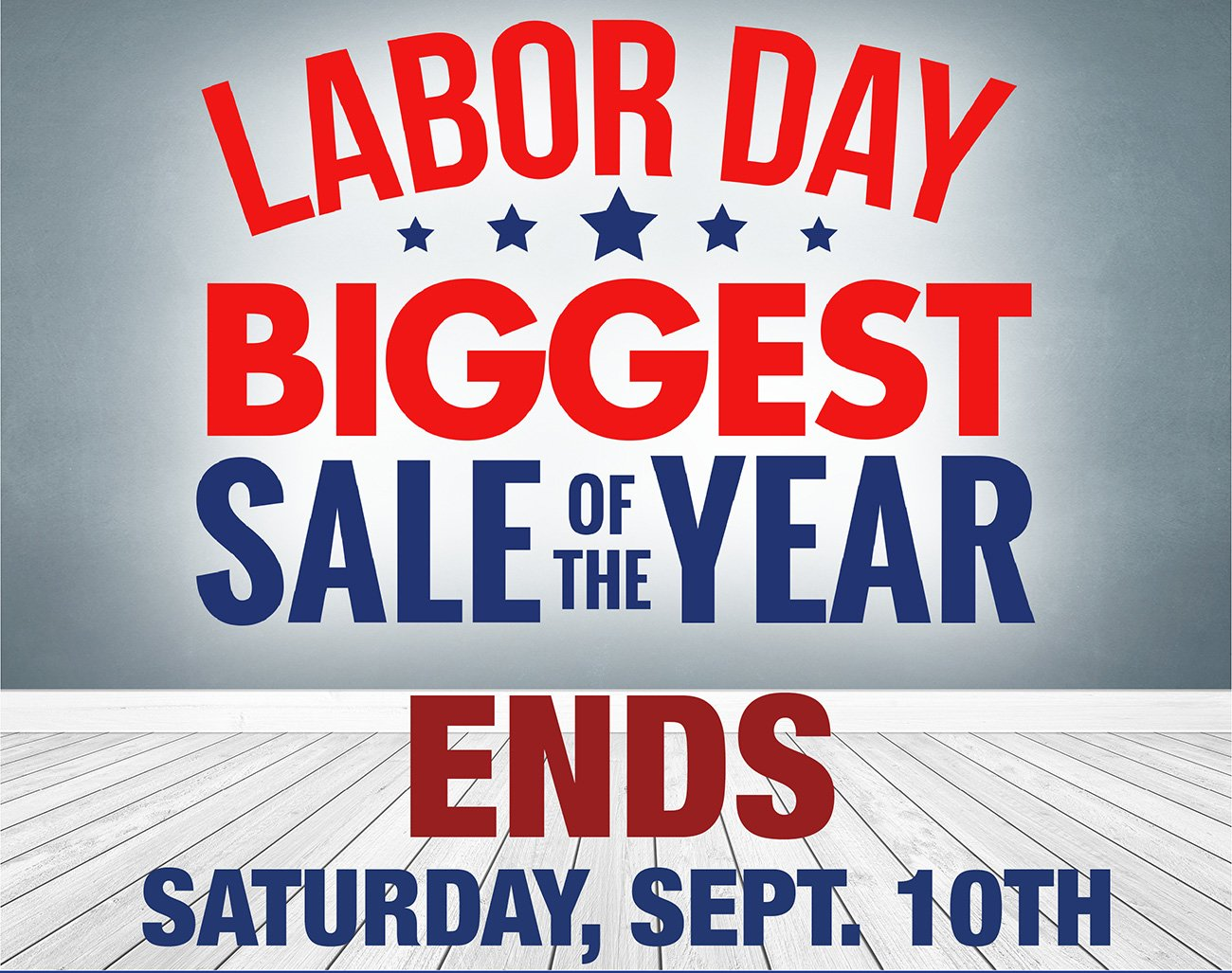 Labor day sale ends soon don 39 t miss out rc willey for Labor day sale furniture