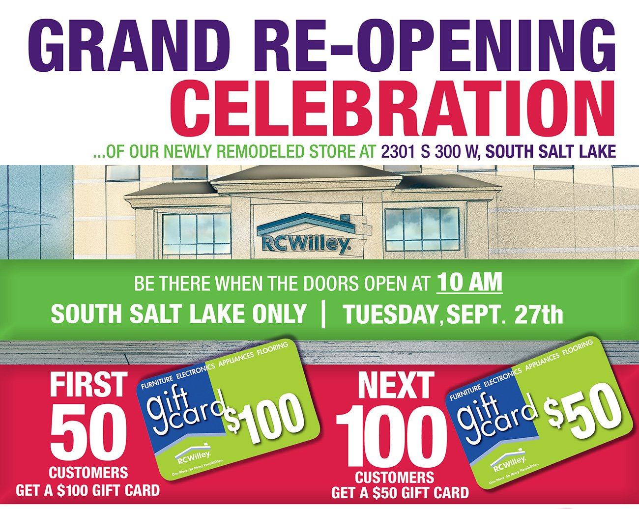 Image result for grand re-opening store