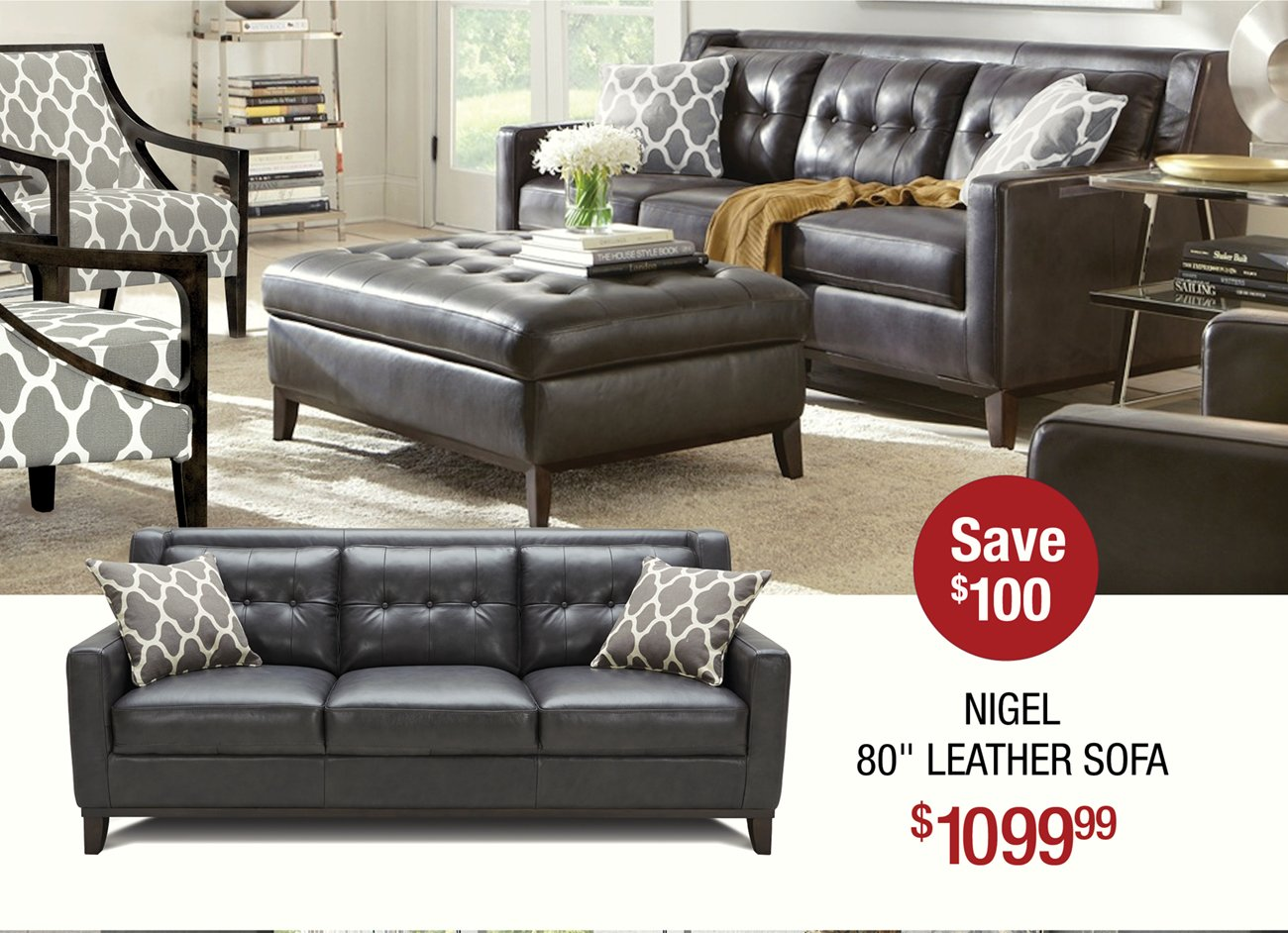 The after christmas sale is here rc willey furniture store for Furniture xmas sales