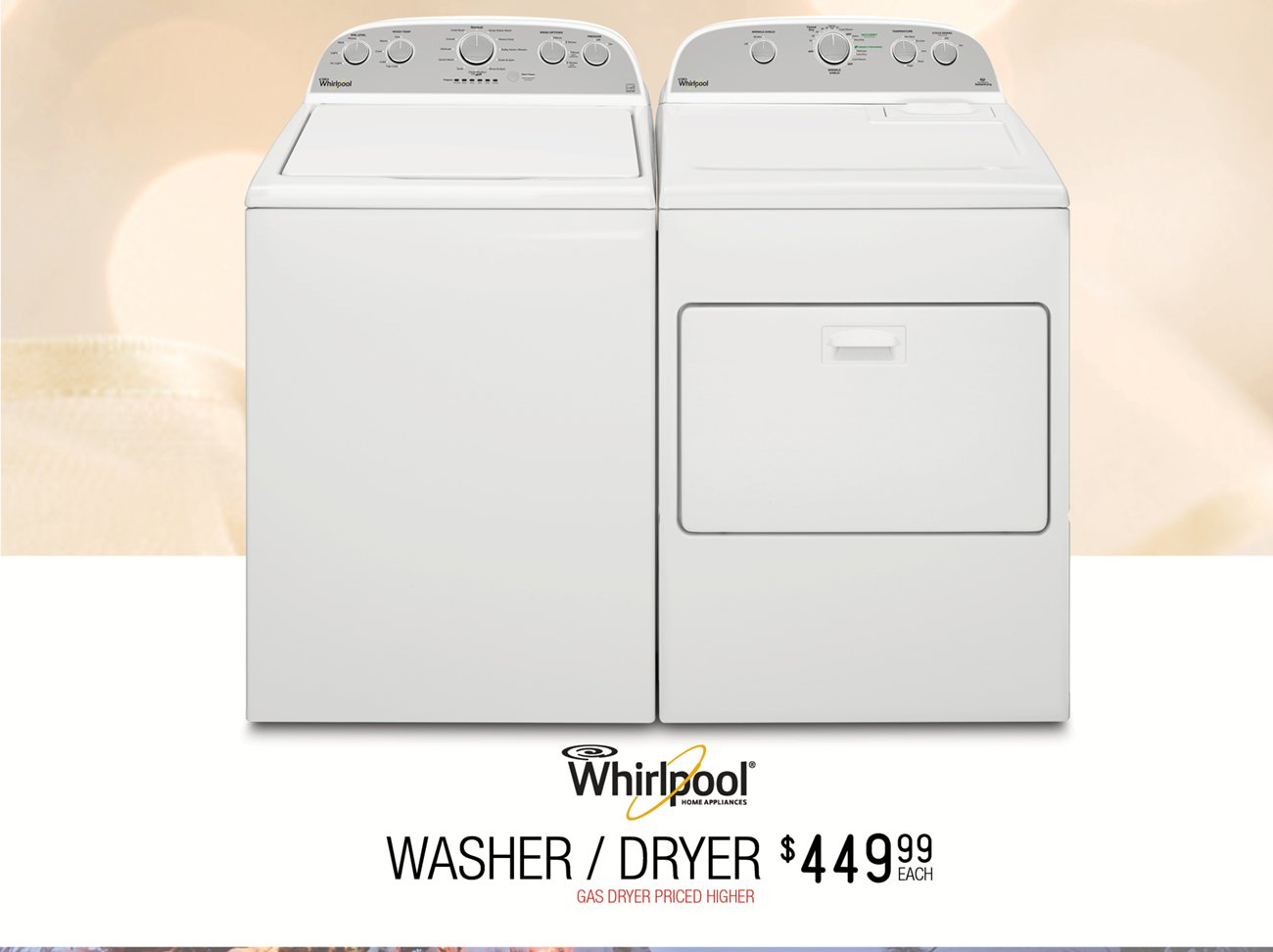 Discount the sales tax this new year rc willey furniture store - Whirlpool discount ...
