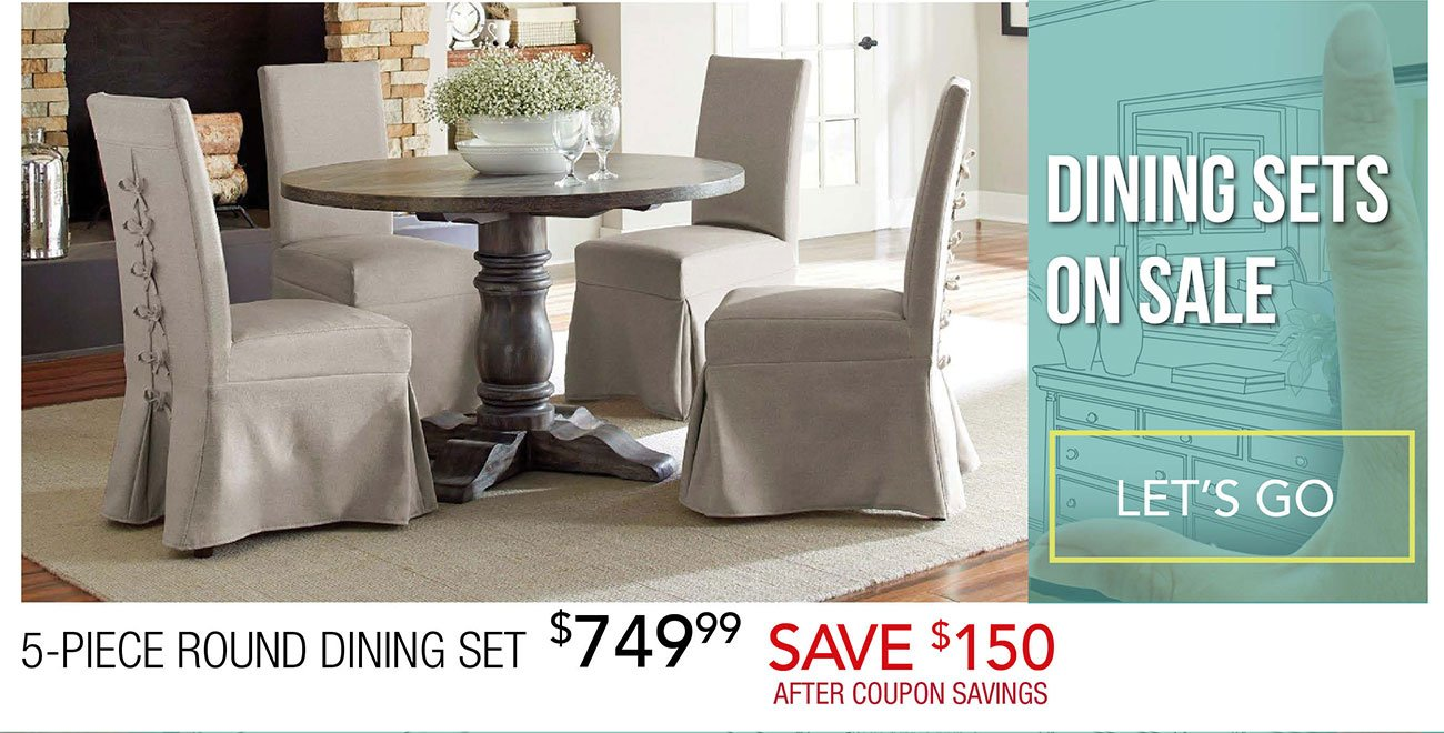 Start The Year Off Right With New Dining Sets And Kitchens RC Willey Furnit