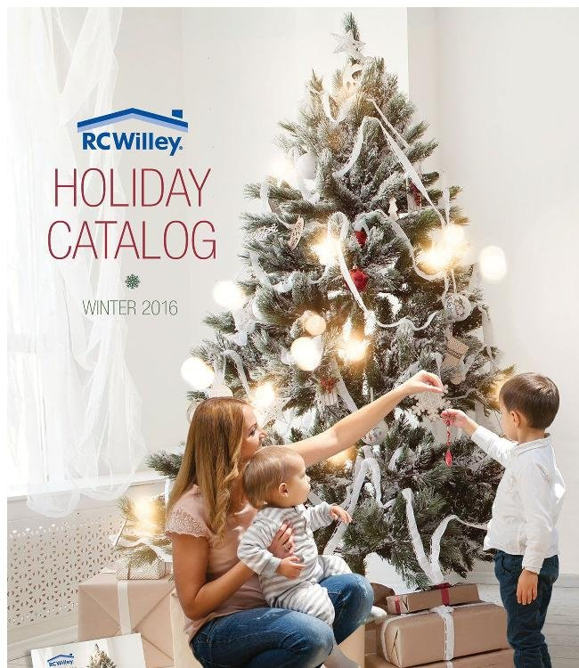 Gifts for the Whole Family in the 2016 Holiday Catalog