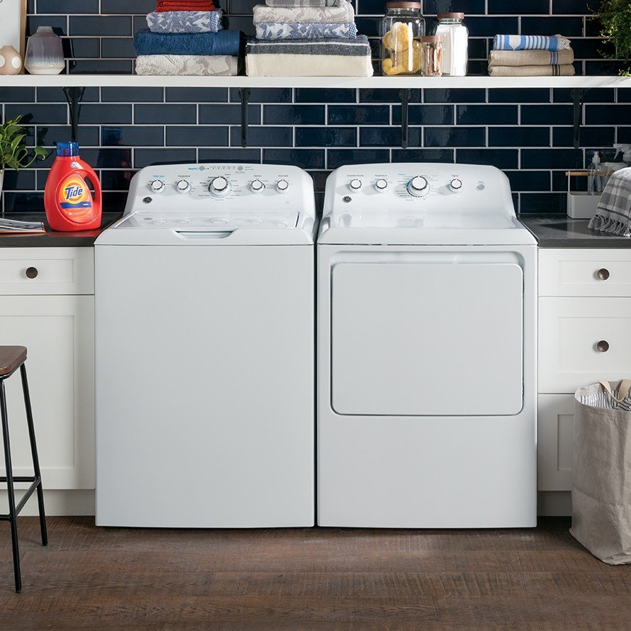 GE Washers and Dryers