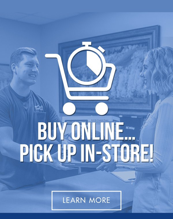 Buy Online Pick Up In-Store at RC Willey in our online Electronics Store