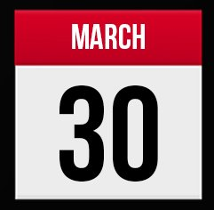 March 30