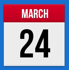 March 24