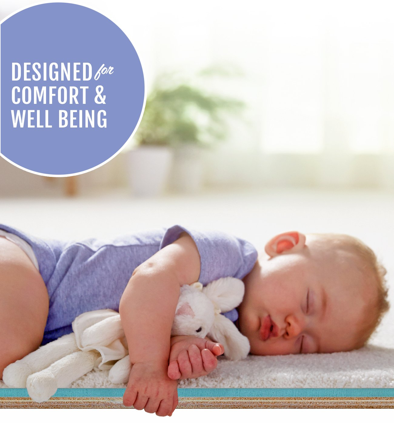 Stainmaster Designed for Comfort and Well Being