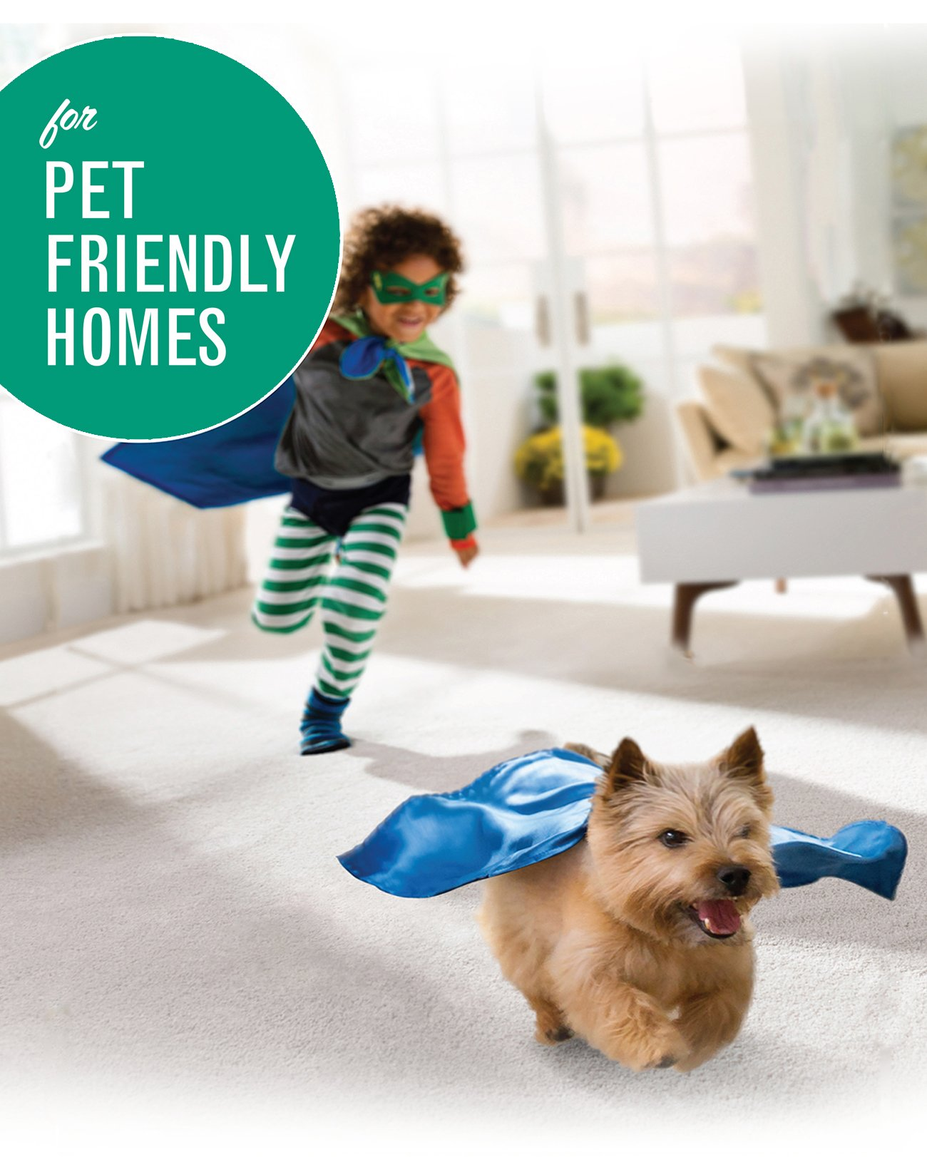 for Pet Friendly Homes
