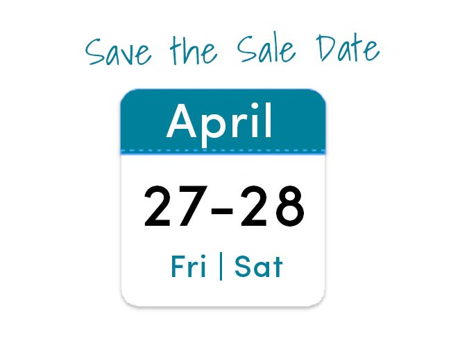 Save the Date April 27 - 28