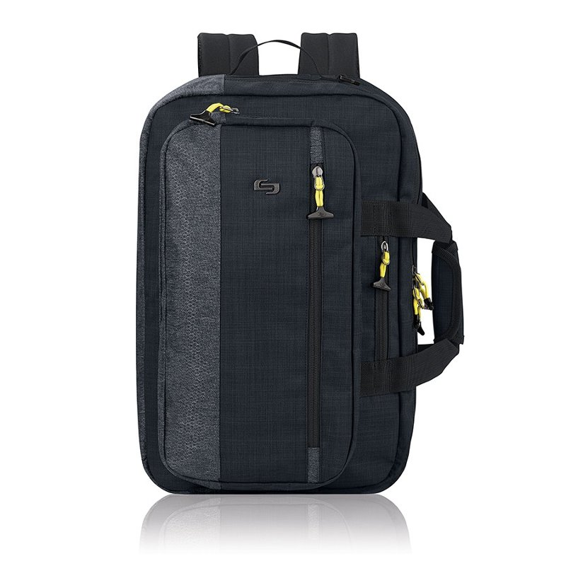 Work To Play Hybrid Gray Backpack Briefcase Rc Willey Furniture Store