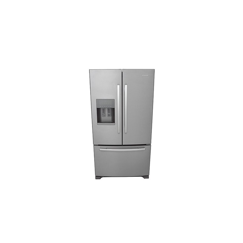 Amana Stainless Steel French Door Refrigerator 36 Inch