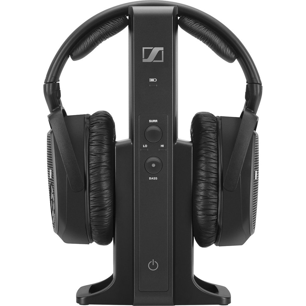 be6316d835c RS175 Sennheiser RS 175 Over-the-Ear Wireless Headphone System - Black