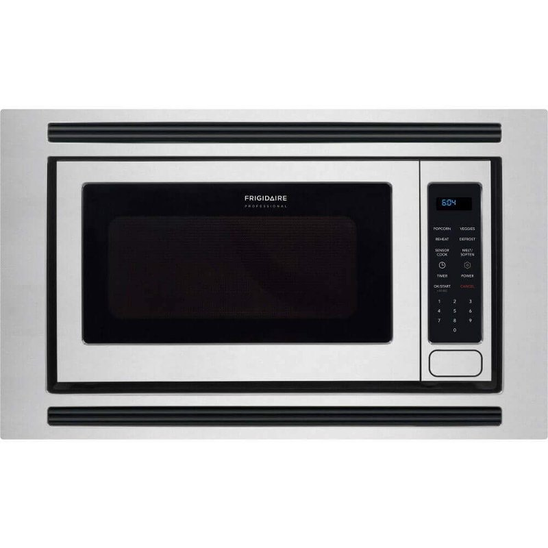 Fpmo209rf Frigidaire Professional 2 0 Cu Ft Microwave Oven Stainless Steel