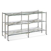 Chrome And Glass Sofa Table Dimensions Rc Willey