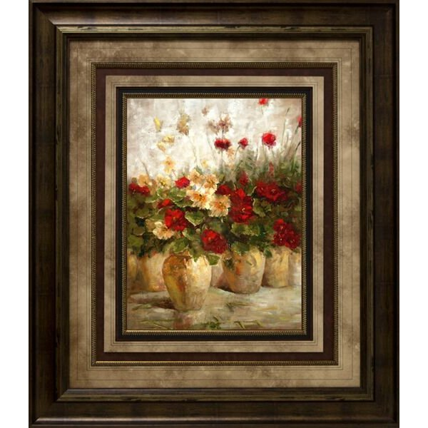 Fragrant Memories Framed Wall Art | RC Willey Furniture Store