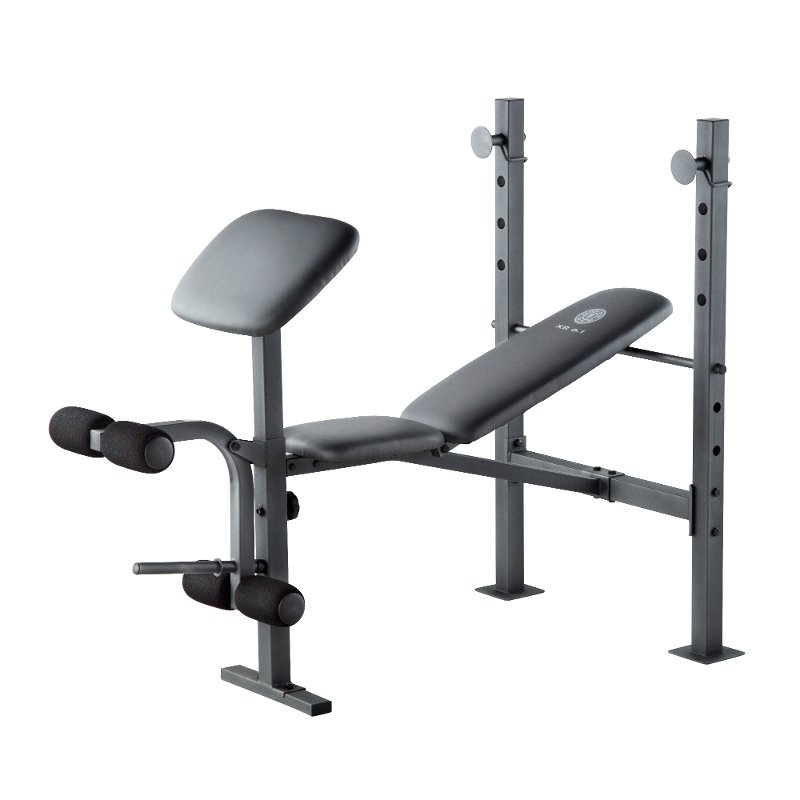 Golds gym weight bench xr 6.1 rc willey furniture store