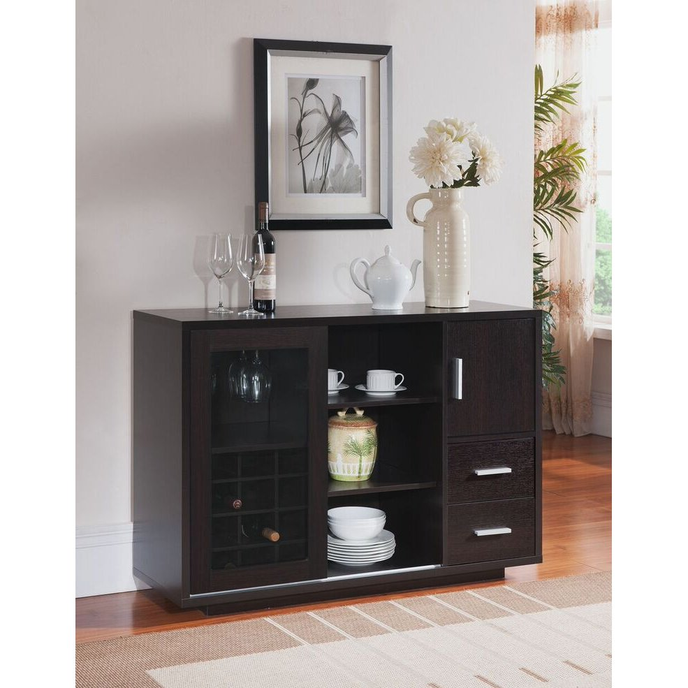 Dining Furniture Stores: Contemporary Dining Buffet - Vandalia