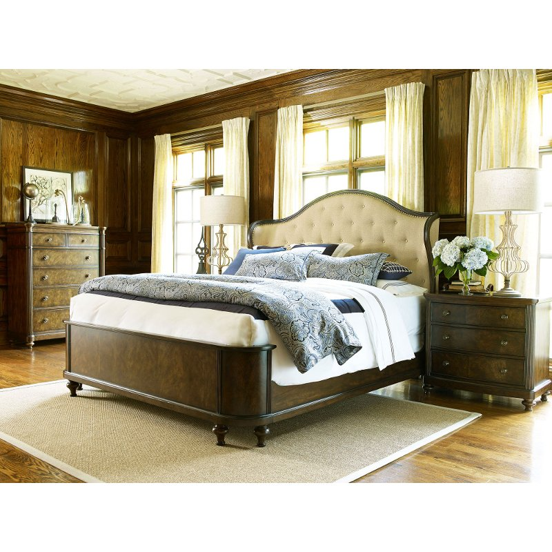 barrington farm 6 piece cal king bedroom set