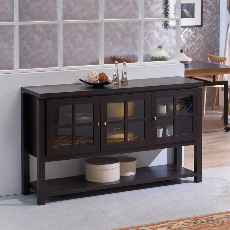 Modern Dining Buffet Cabinet - Canoga | RC Willey ...