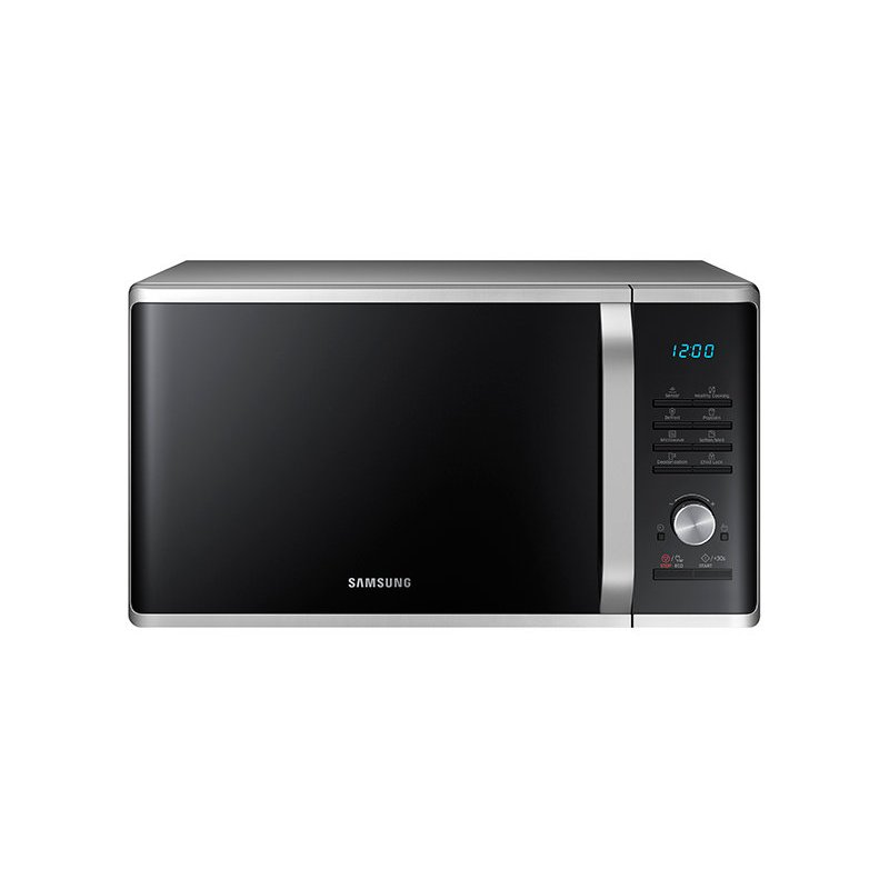 Samsung Countertop Microwave 1 Cu Ft Stainless Steel Rc Willey Furniture