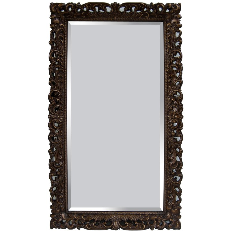 Antique Gold Framed Mirror | RC Willey Furniture Store