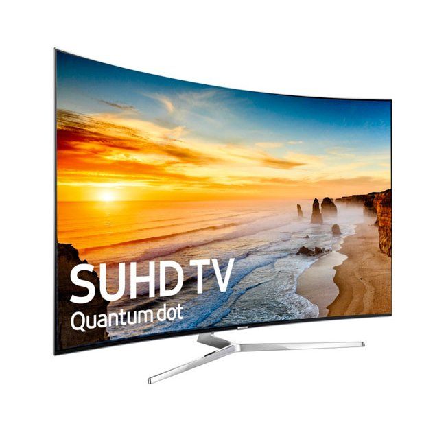 samsung ks9500 9 series 78 inch curved 4k suhd smart tv rc willey furniture store. Black Bedroom Furniture Sets. Home Design Ideas