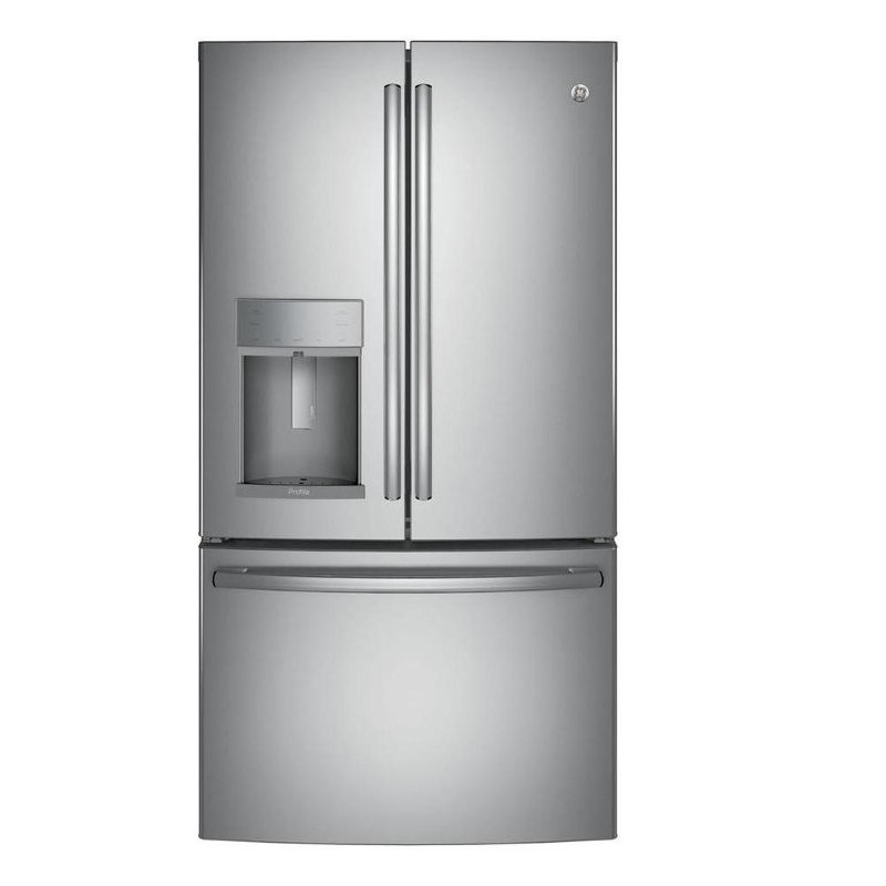 Ge Profile French Door Refrigerator Energy Star 36 Inch