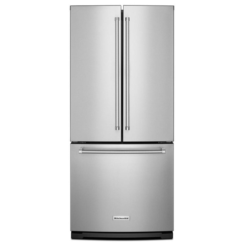 Kitchenaid French Door Refrigerator 30 Inch Stainless