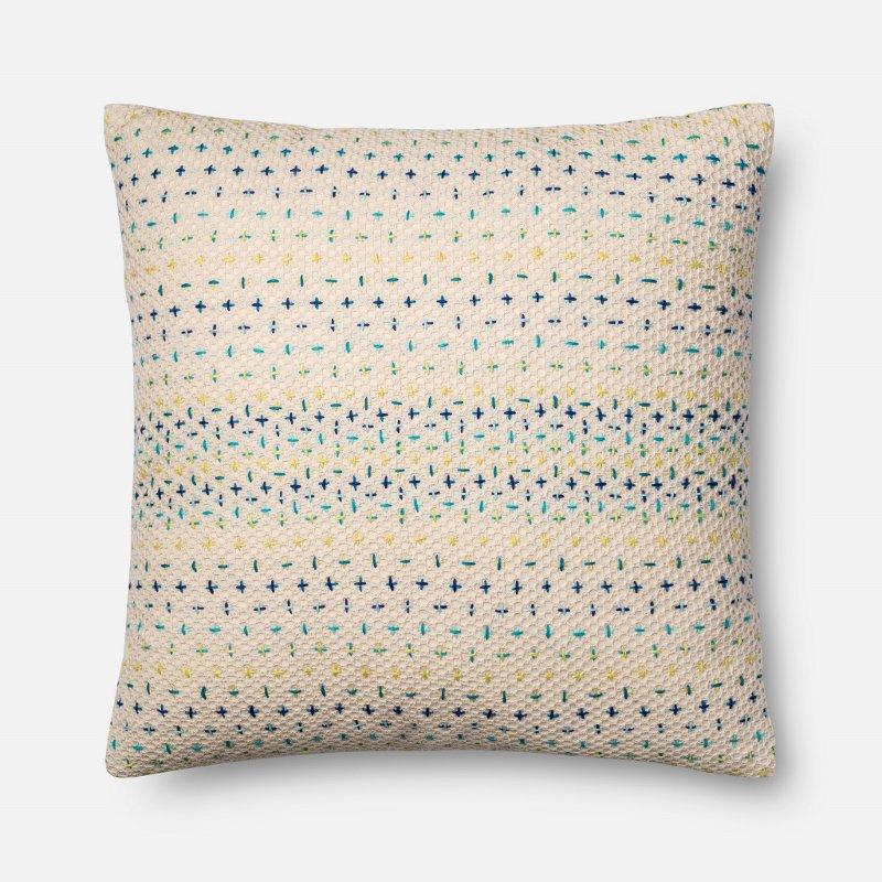 Magnolia Home Furniture Multi Color Throw Pillow  fc87ef4ba8c6