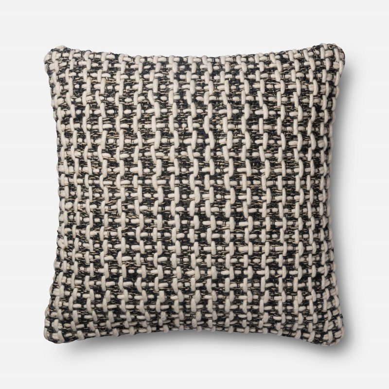 Wondrous Magnolia Home Furniture Black And White Throw Pillow Uwap Interior Chair Design Uwaporg