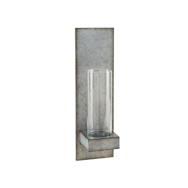 Rc Willey Sacramento: Magnolia Home Furniture Galvanized Hanging Pillar Sconce