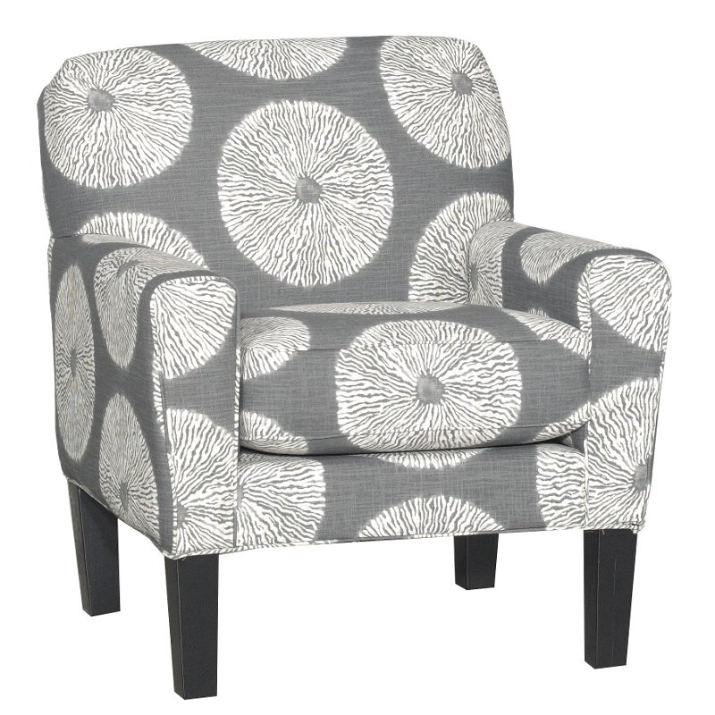 Wonderful Gray Accent Chair Set