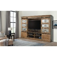 Vintage Weathered Ash Entertainment Center Annapolis Rc Willey Furniture Store