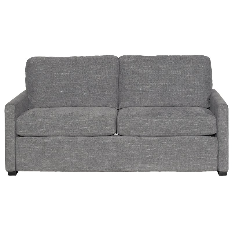 Preston Charcoal Gray Queen Sofa Bed Boca Rc Willey