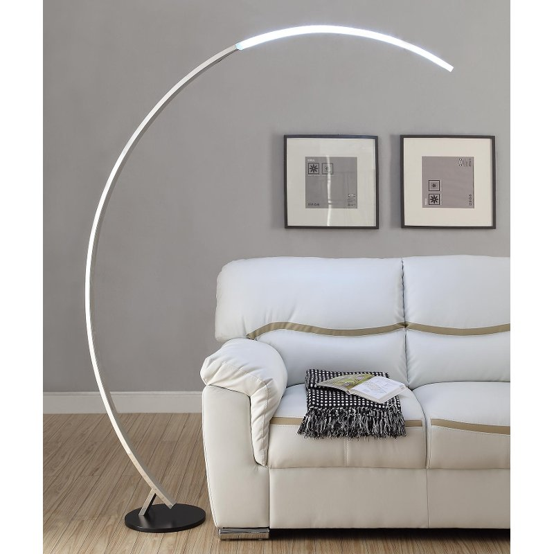 Prime Metal Nickel Arc Floor Lamp Ibusinesslaw Wood Chair Design Ideas Ibusinesslaworg