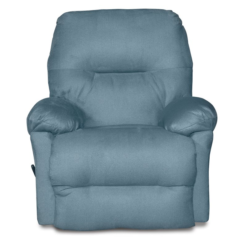 number rocker item blue darcy by recliner products signature dunk design ashley