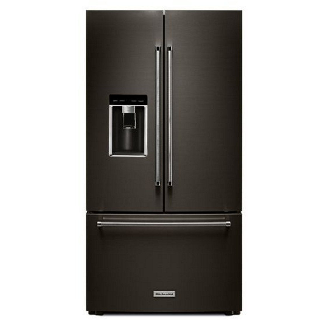 Beautiful KitchenAid French Door Refrigerator   Black Stainless Steel | RC Willey  Furniture Store