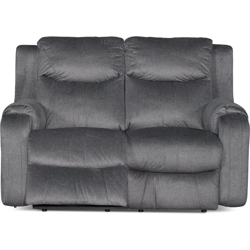 ashley reclining recliner loveseat tulen a living gray furniture room