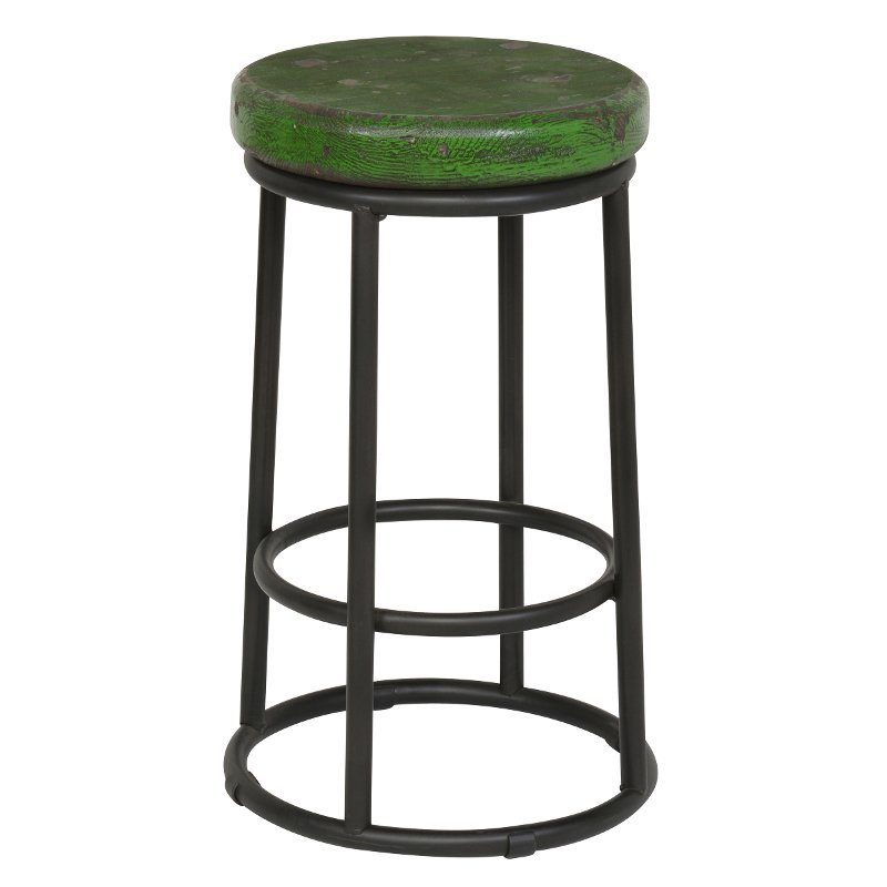 Jaden Green 24 Inch Counter Stool Rc Willey Furniture Store