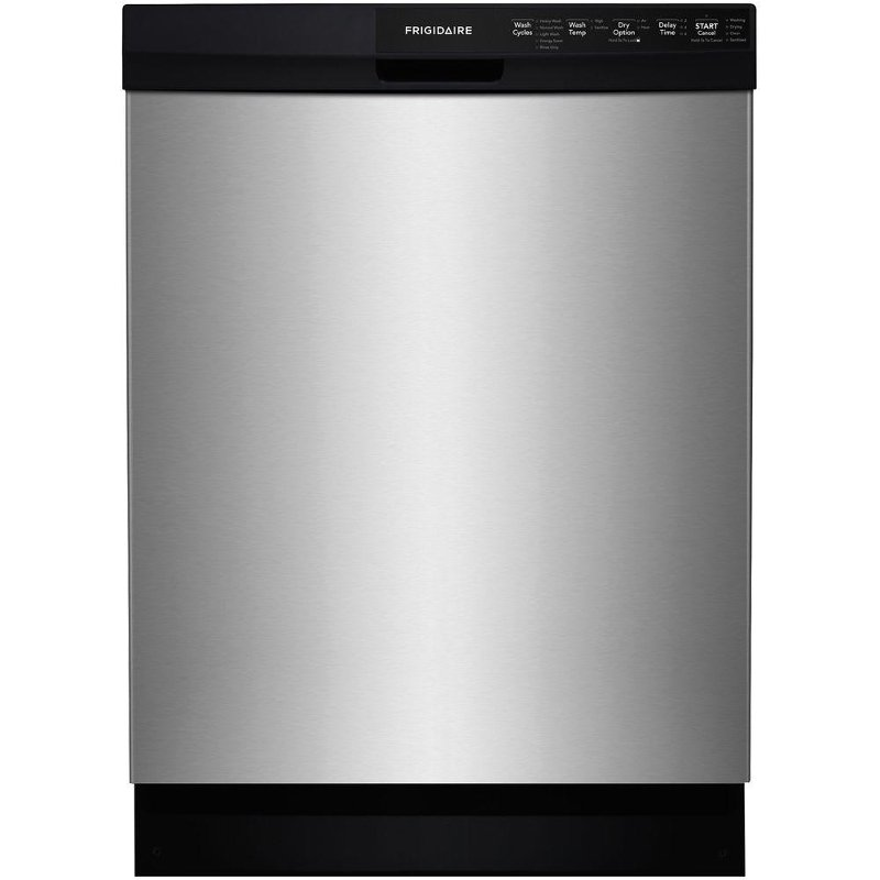 frigidaire dishwasher stainless steel rc willey furniture store